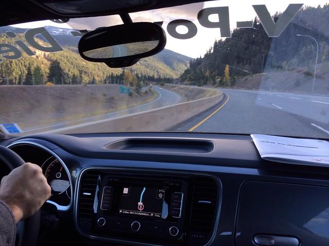 Volkswagen TDI tour