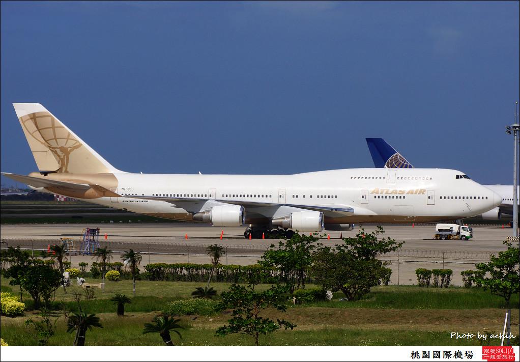 Atlas Air (SonAir) N263SG