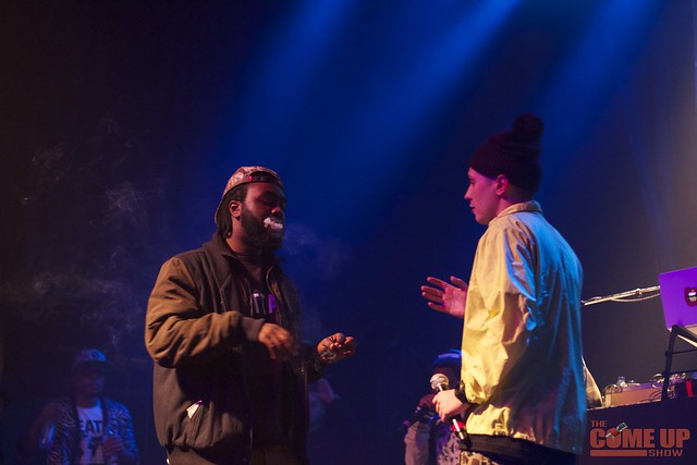 The Smokers Club Tour 2013 in Toronto