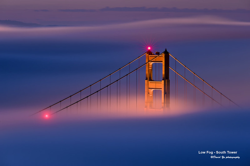 Low Fog - South Tower