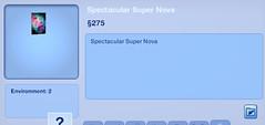Spectacular Supernova