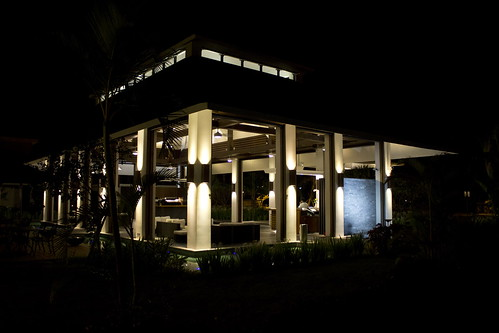 14 飯店夜景lobby