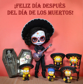 Happy Day After the Day of the Dead!