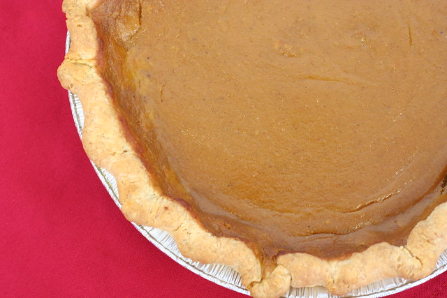 Sweet Lauren Maple Pumpkin Pie