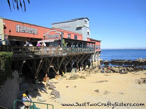 Visiting Monterey