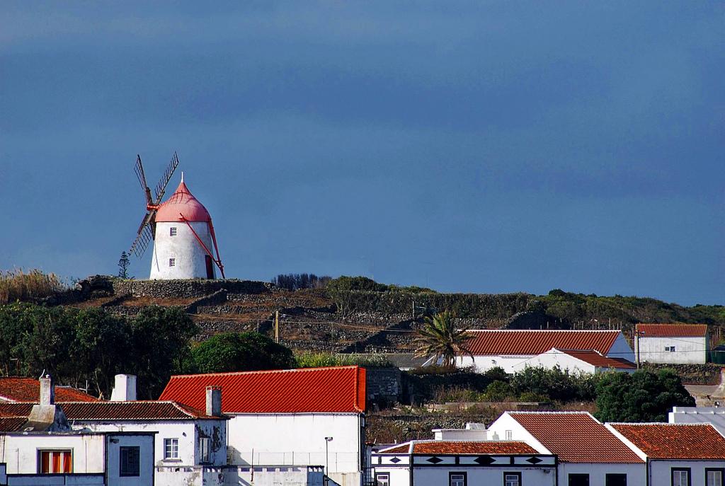 19. Molino en la isla Graciosa. Autor, Zé Pinho