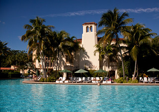 The Pool at the Biltmore Hotel - Coral Gables, FL