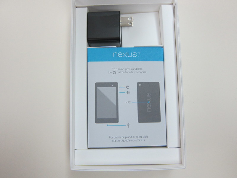 Nexus 7 (2013) - Box Open