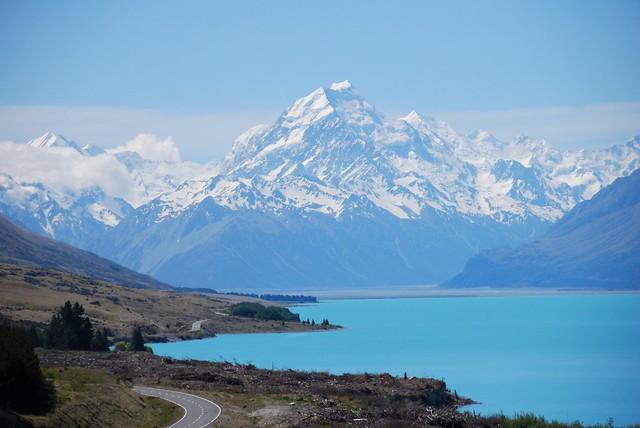 Lake Pukaki_Mt Cook