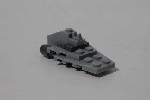 LEGO Star Wars 2013 Advent Calendar (75023) - Day 9 - Republic Assault Ship
