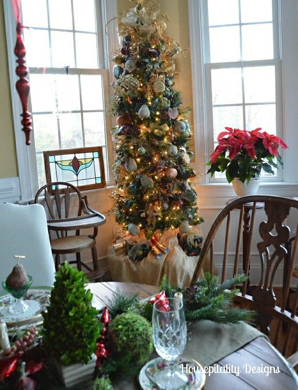 Christmas 2013 Dining Room