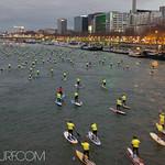 SUP Paris Crossing 2013