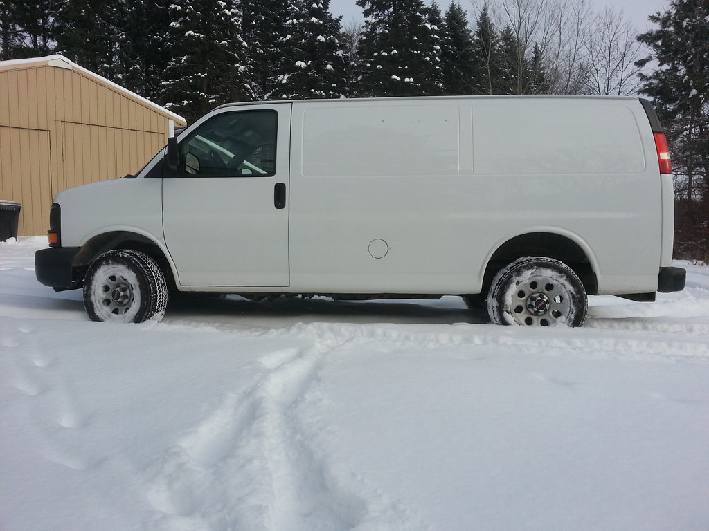 All Chevy 2003 chevy express van : Chevy AWD [Archive] - Expedition Portal