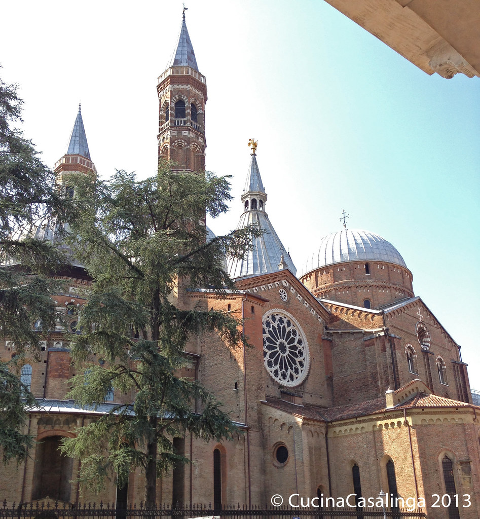 Padua Basilica di Sant'Antonio Kirche