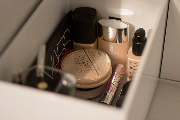makeup storage everyday makeup