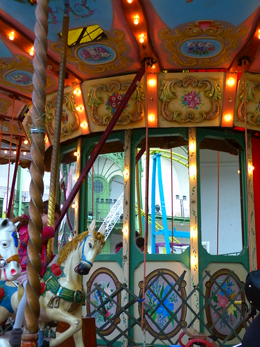 Carrousel - Grand Palais - Paris January 2014