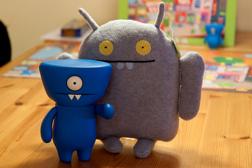Uglyworld #2178 - Androids Babo - (Project On The Go - Image 10-365) by www.bazpics.com