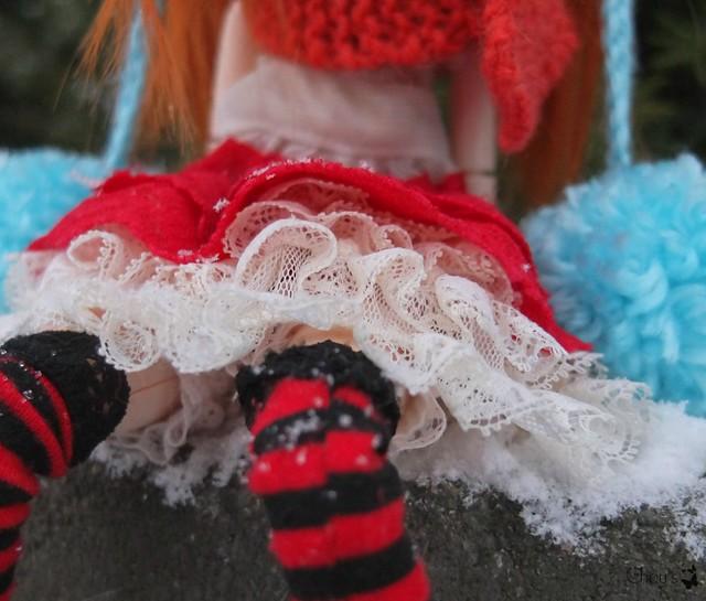 Snowflakes - Molly, Banshee
