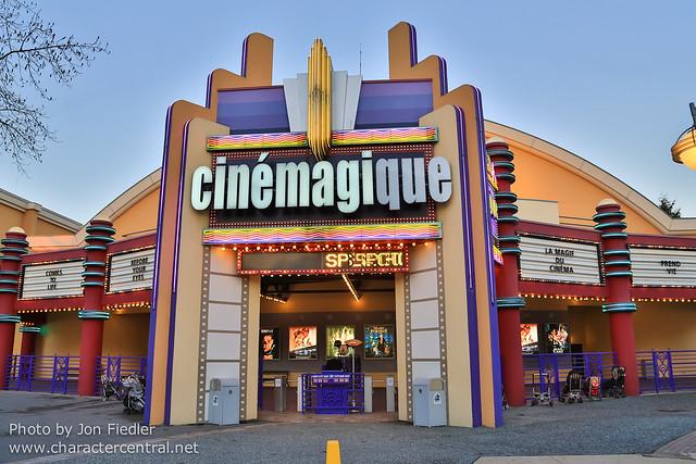 DLP Dec 2013 - Cinémagique