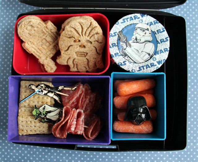 Preschool Star Wars Bento #590