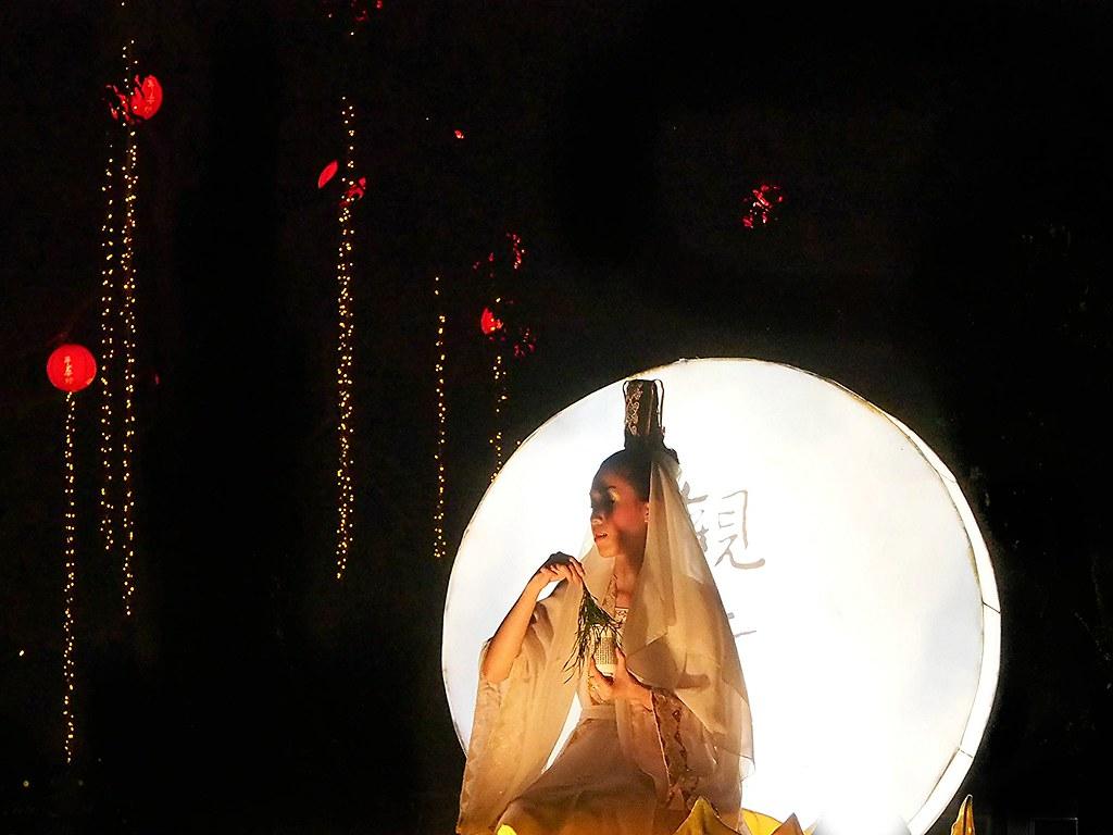 2014 Dong Zhen Temple CNY Lantern & Flora Festival 東禪寺平安燈會