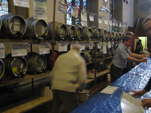 21st White Cliffs Festival of Winter Ales, Dover