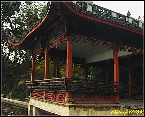 杭州 西湖 (其他景點) - 176 (白堤上的西湖十景之 平湖秋月)