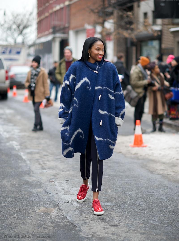 NY fashion week 2014