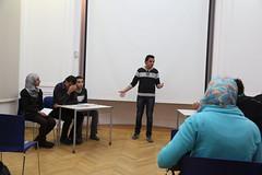 YAV Training - Britich Council