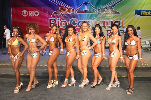 Carnival Rio de Janeiro - Queen Contest