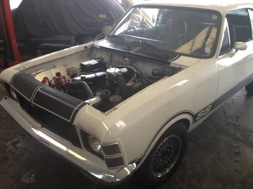 O que fazer com o freio de mão no Opala Turbo 78? - Video 13133279653_b4ca602d88