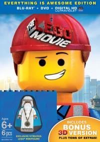 The LEGO Movie Blu-Ray Everything Is Awesome Edition