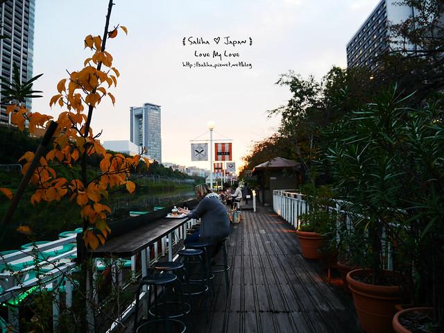 日本東京自由行賞櫻canal cafe水上餐廳 (40)