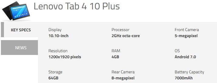 Lenovo Umumkan Jajaran Tablet Murah Di MWC 2017