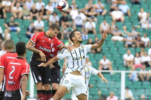 Figueirense 0x2 Joinville - Campeonato Catarinense 2017