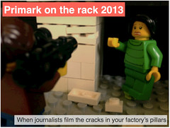 Primark on the rack 2013 (part 1): when journalists film the cracks in your factory's pillars
