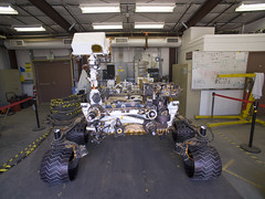 NASA JPL Mars Yard