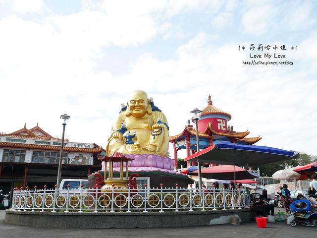 基隆景點一日遊中正公園大佛廣場 (11)
