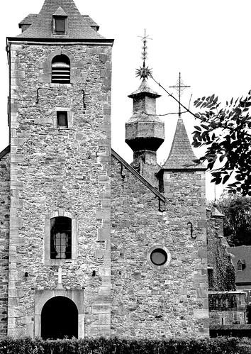 Chapelle du Château de Jehay, Amay, Province de Liège, Belgium