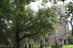 St. Mary's Church, Great Dunmow, Essex, England.