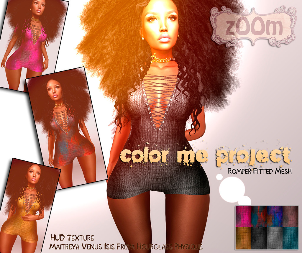 ADV---Color-Me-Project-Romper - SecondLifeHub.com