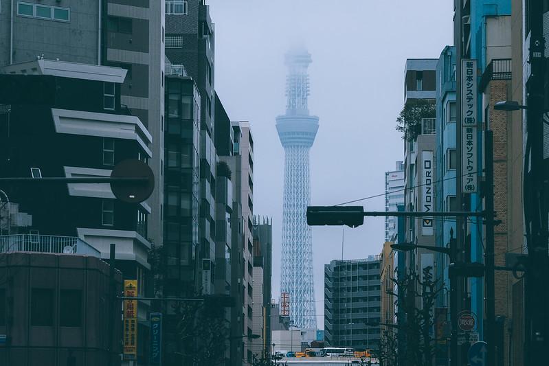 晴空塔 Skytree|東京都 Tokyo