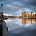 Newcastle Quayside by Stu Meech