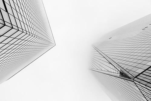 7 World Trade Center and One World Trade Center