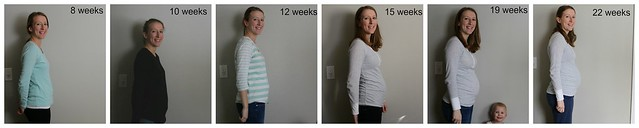 collage thru 22 weeks
