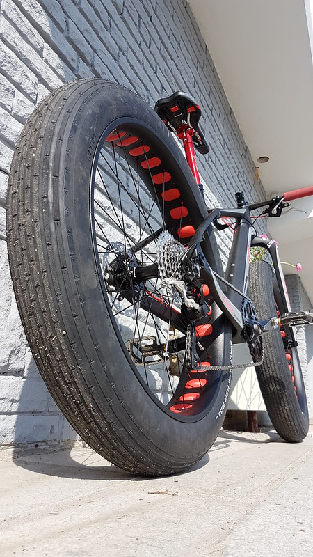 Sarma fast fatbike. Why? Because we can :)