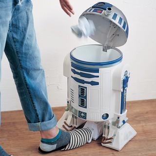 處理垃圾也很在行!萬能R2-D2垃圾桶再登場!