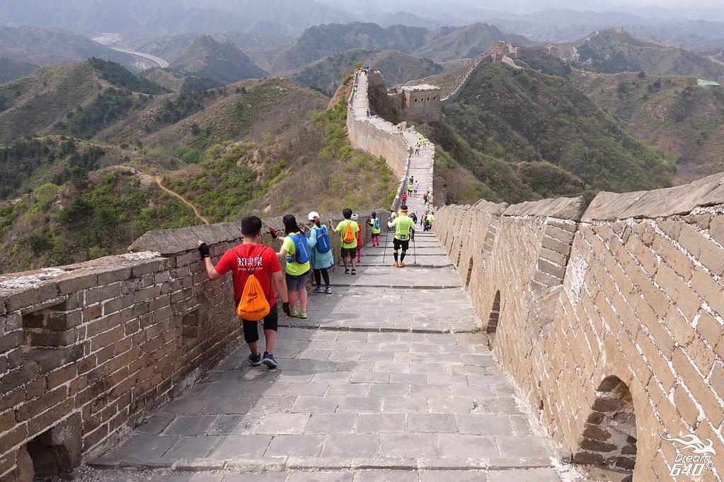 北京金山嶺長城馬拉松-039
