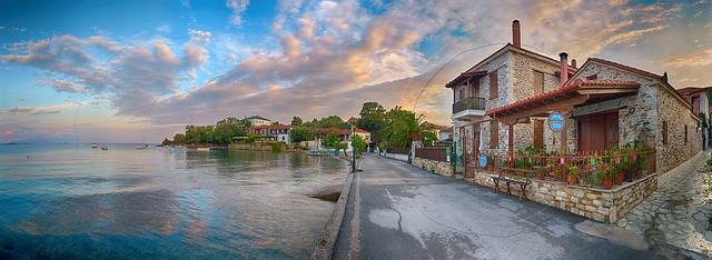 Καλοκαιρινές αναμνήσεις απ'το Λεφόκαστρο Summer nemories from Lefokastro panorama