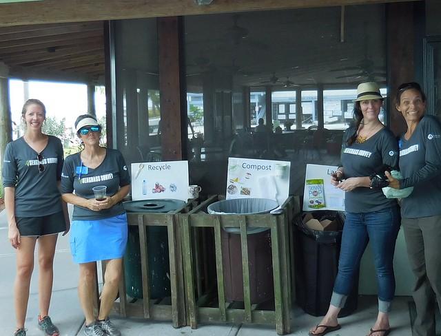 Seagrass Survey 2017 - Composting